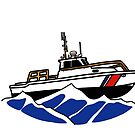 USCG 41 ft Utility Boat by AlwaysReadyCltv