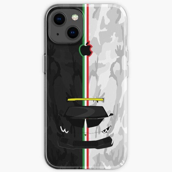Huracan Camo  iPhone Soft Case