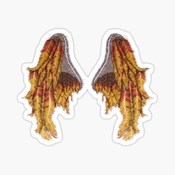 Les ailes du Phénix Sticker