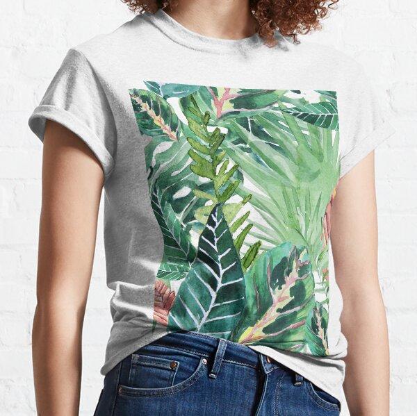 Fashion Printed T-Shirts Poppy Flowers in Garden Fresh Plant Idyllic Nature Frag