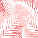Tropical bliss - coral by Gale Switzer