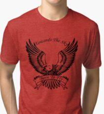 Towards The Sky, Born To Fly Tri-blend T-Shirt