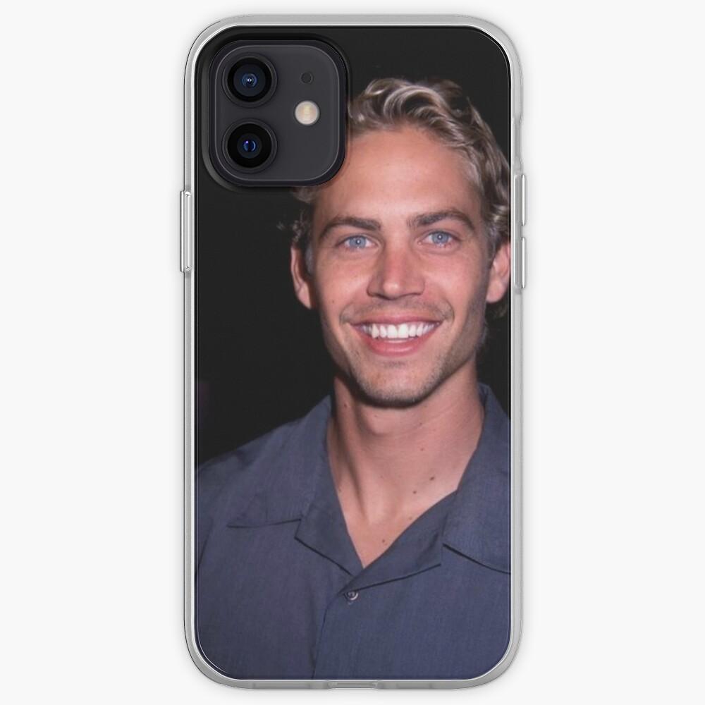 Jeune Paul Walker   Coque iPhone
