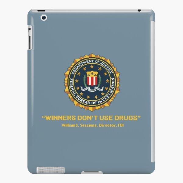 Winners Don't Use Drugs iPad Snap Case