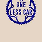 One Less Car by esskay
