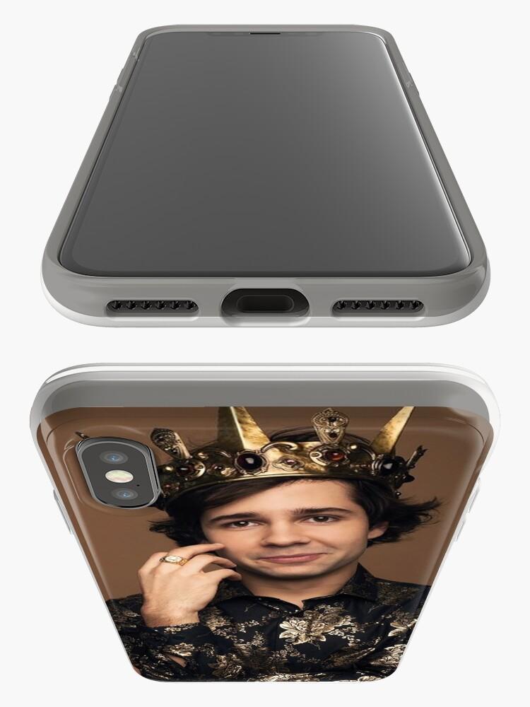 Alternate view of King David Dobrik iPhone Case & Cover