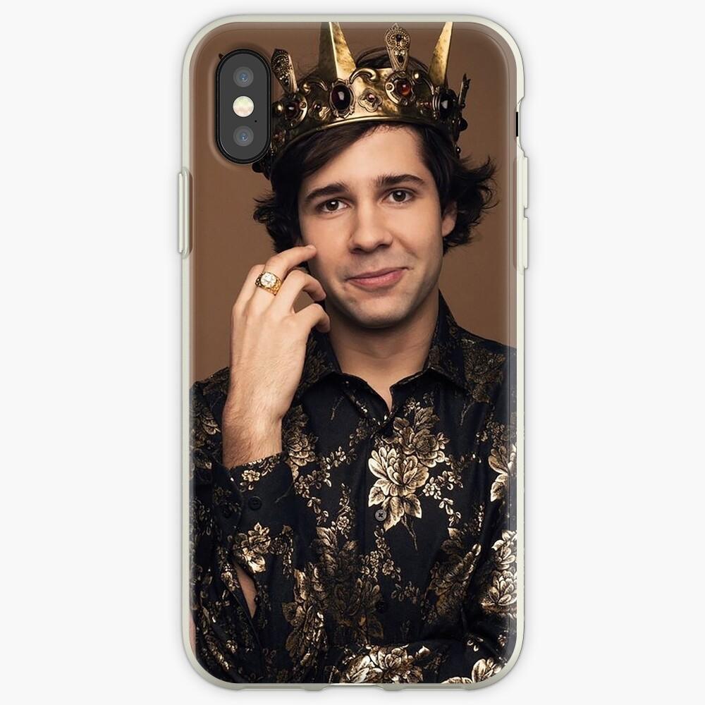 King David Dobrik iPhone Case & Cover