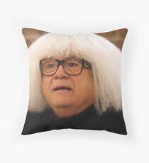 Danny Devito Throw Pillow