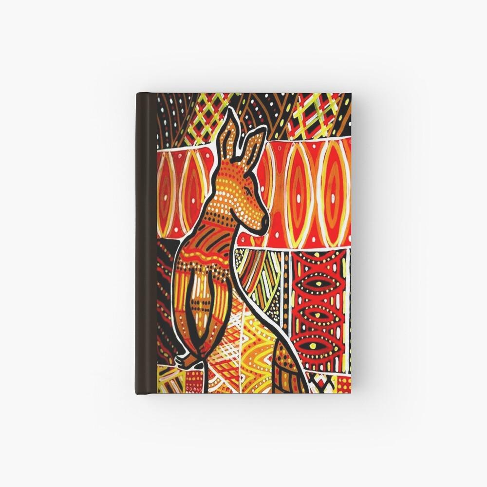 Kultur der Ureinwohner Notizbuch