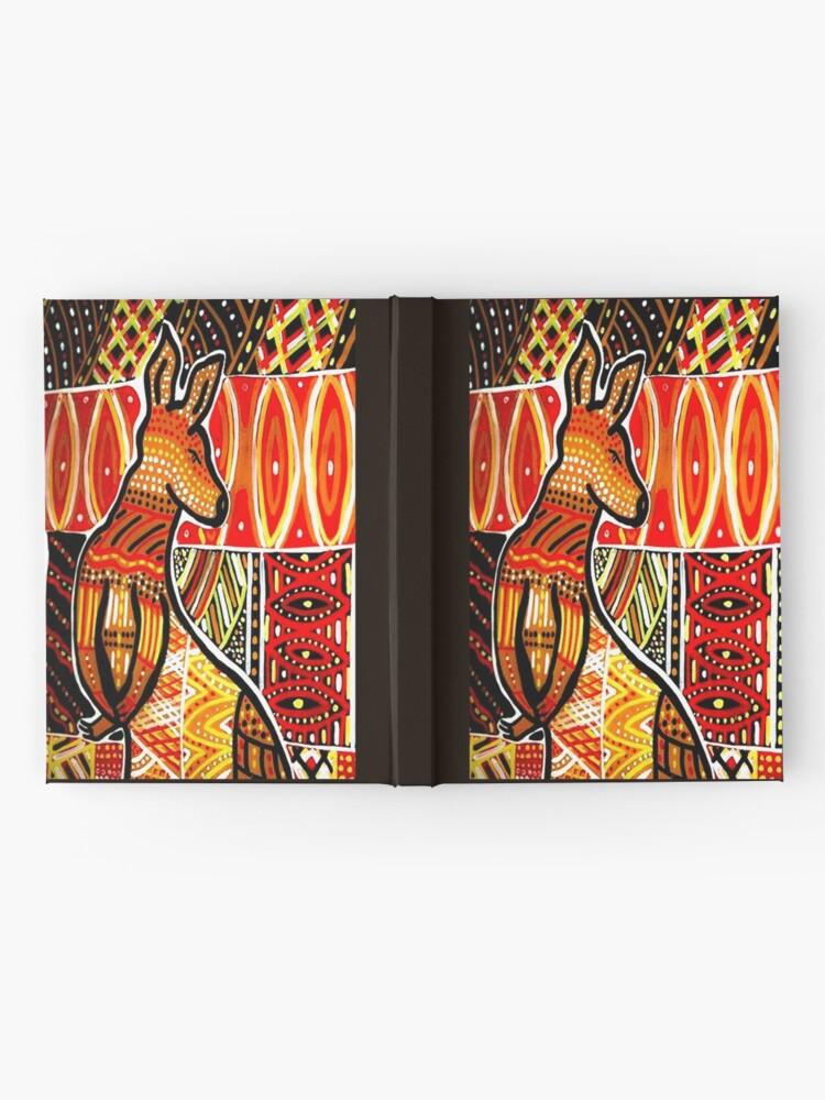 Alternative Ansicht von Kultur der Ureinwohner Notizbuch