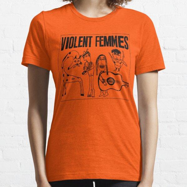 Violent Femmes Essential T-Shirt