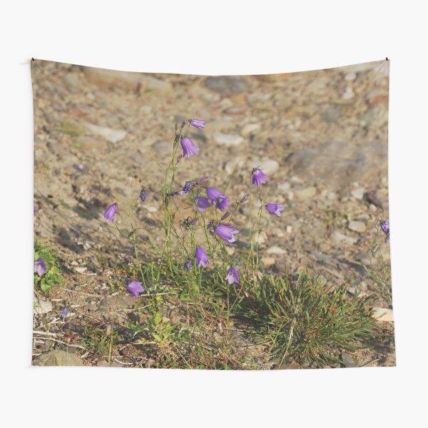 #flower #nature #outdoors #grass #field garden leaf season summer petal Tapestry