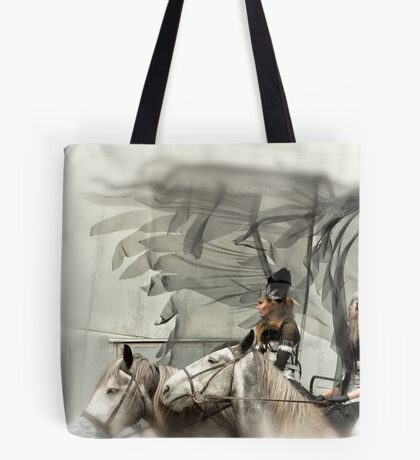 Ride of the Valkyries Tote Bag