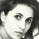 Daniela in black and white by danielasabina