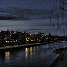 Kyoto at Dusk by Christophe Mespoulede