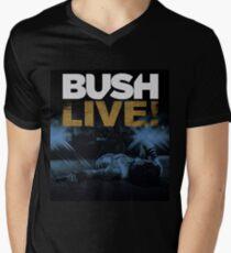 BUSH LIVE! V-Neck T-Shirt