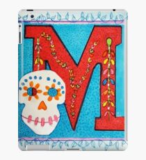 Personalised initials iPad Case/Skin
