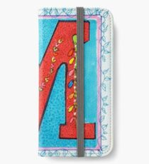 Personalised initials iPhone Wallet/Case/Skin