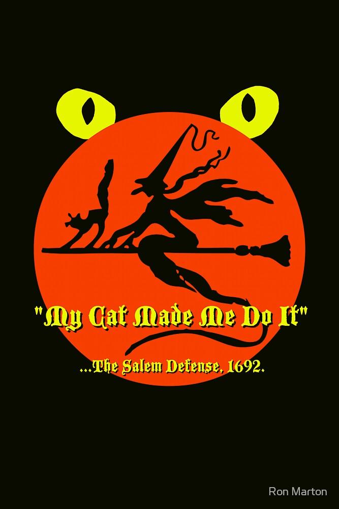 The Salem Defense by Ron Marton