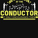 Conductor Maestro Orchestra Choir Conduct Gift by design2try