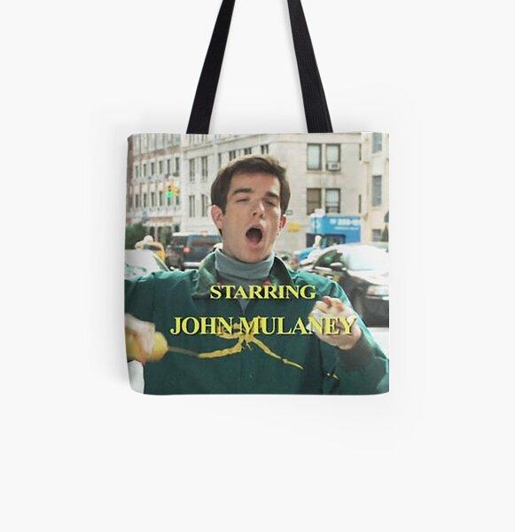 John Mulaney 2.o All Over Print Tote Bag