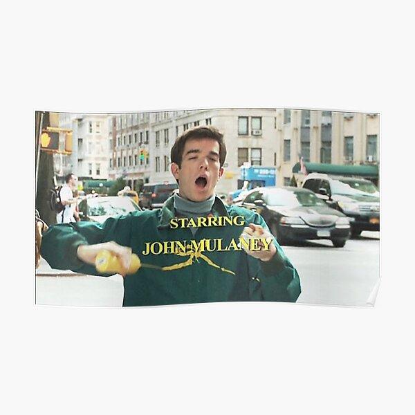 John Mulaney 2.o Poster