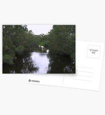 Avon River Reflections Postcards