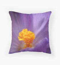 Something is in the air Throw Pillow