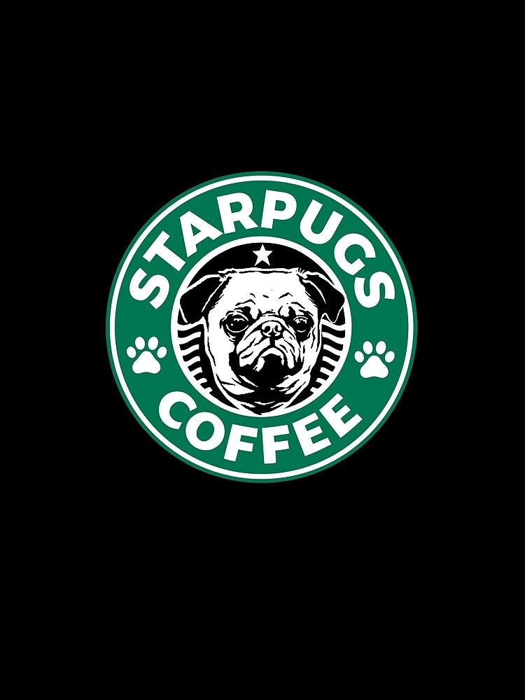 Starpugs Coffee by RaymundoSouza