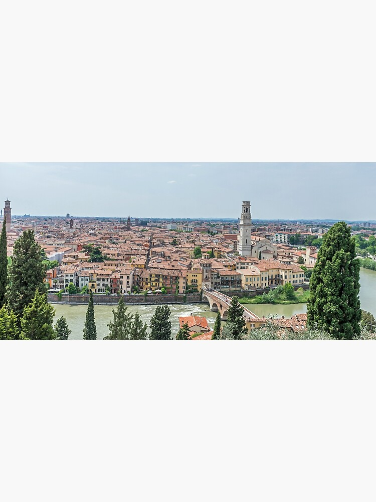 Panoramic view of Verona by tdphotogifts