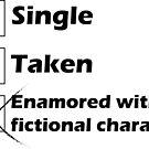 Relationship Status by fiveishfangirls