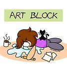 Art Block by Jade Damboise Rail
