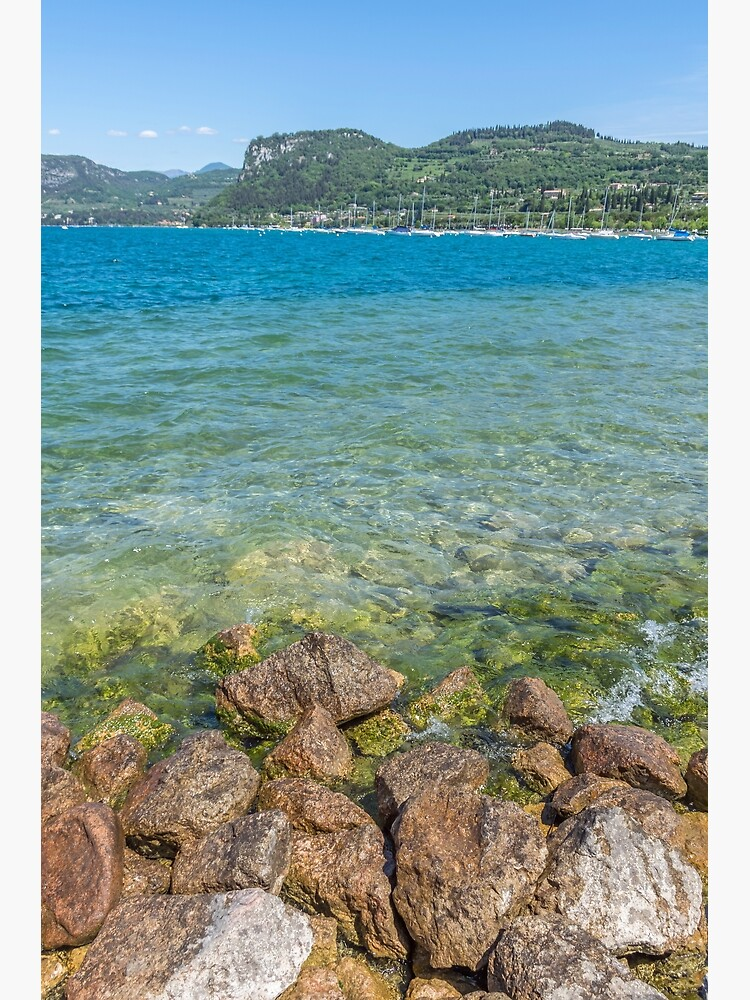 Waters of Lake Garda by tdphotogifts