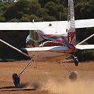 Take off by Stephen Horton