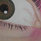 Pinkie (detail)  by Anna  Goodhind