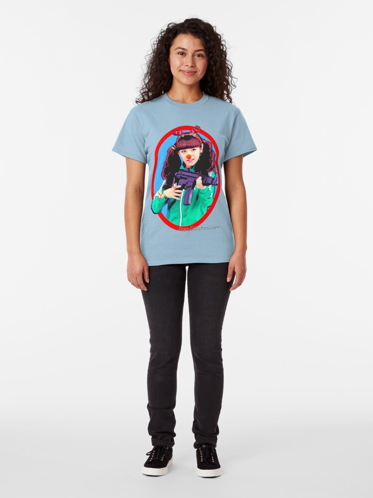 Alternate view of Crayon Pop 크레용팝 Lonely Christmas Soyul 소율 Classic T-Shirt