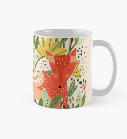 Happy Fox Tale Mug
