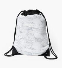 Marble Drawstring Bag