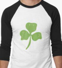 Shamrock Baseball ¾ Sleeve T-Shirt