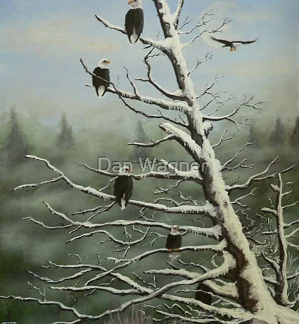 Birds of a feather... by Dan Wagner