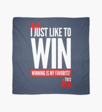 Limited Edition New England Patriots Tom Brady's Famous Quote TB-12 Shirts, Mugs & Hoodies Scarf