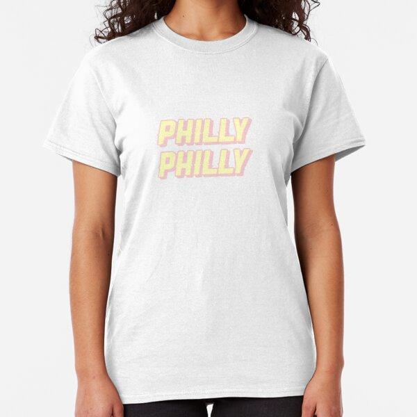 philly philly-Philadelphia eagles fan art Classic T-Shirt