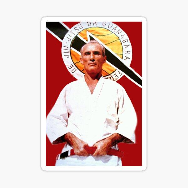 Helio Gracie - Famed Brazilian Jiu-jitsu Grandmaster Sticker