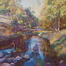 Up the Creek by Lynda Robinson