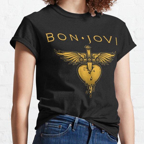 BON BON KARI JOVI JOVI PSIS T-shirt classique