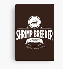 Shrimp Breeder - Apprentice Canvas Print