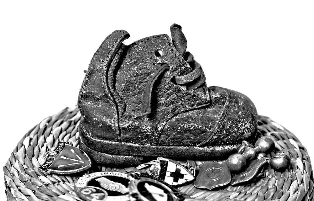 Anzac Boot by Mark Batten-O'Donohoe
