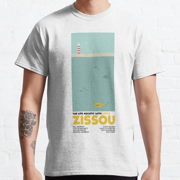 The Life Aquatic (With Steve Zissou) Classic T-Shirt