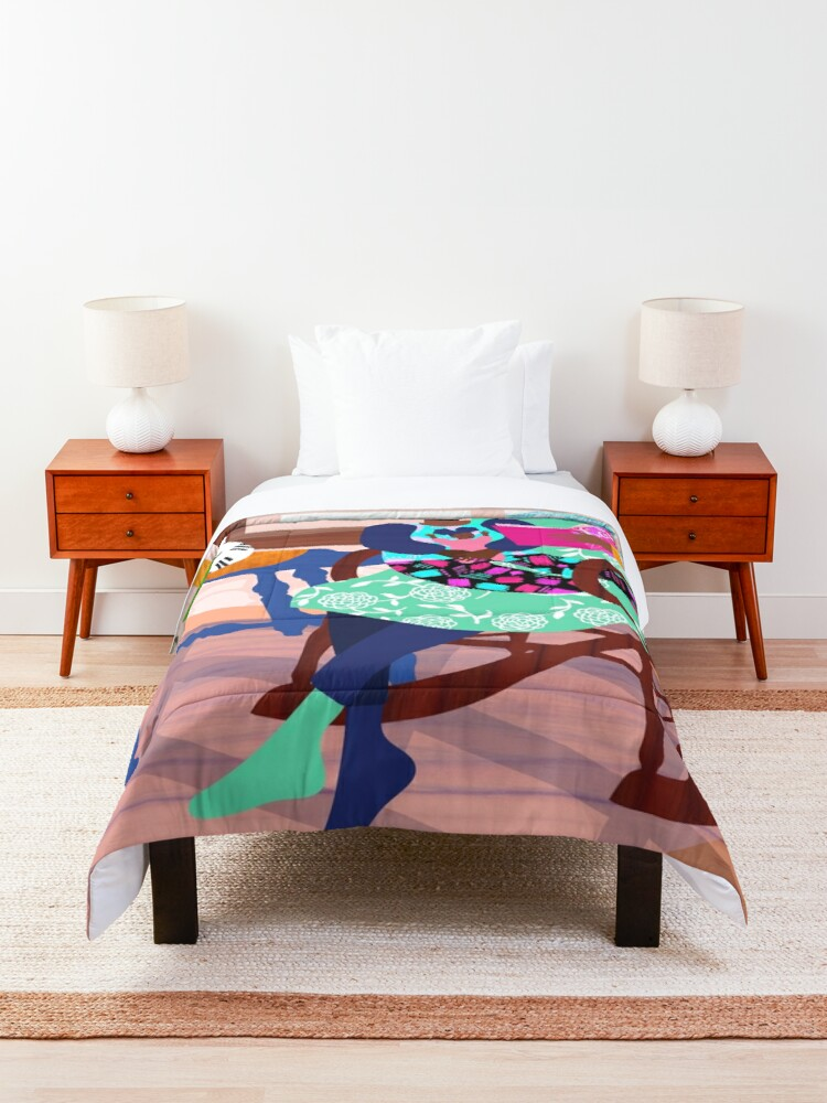 Alternate view of Rocking Chair Comforter