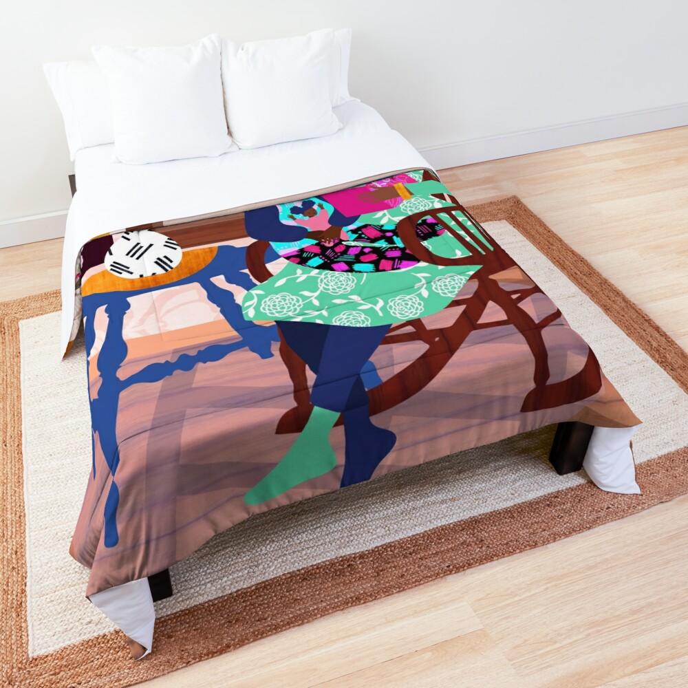 Rocking Chair Comforter
